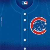 Chicago Cubs Lunch Napkins - 36 Pack
