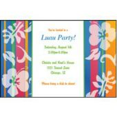 Bahama Breeze Personalized Invitations