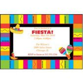 Fiesta Celebration Personalized Invitations