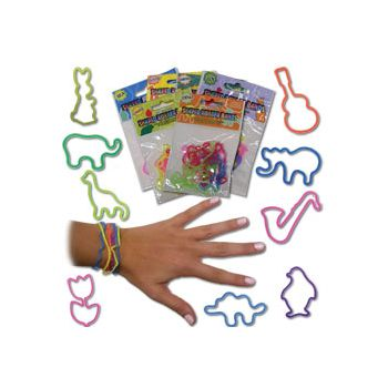 Bracelet Bands Assorted Shapes