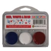 Red, White, And Blue Face Paint Kit