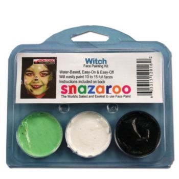 Witch Face Paint Kit