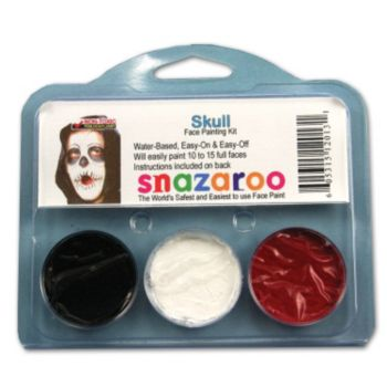 Product Name:  Skull Face Paint Kit