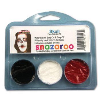 Product Name:  Skull Face Paint Kit