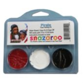 Pirate Face Paint Kit