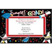 Congratulations Graduate Personalized Invitations