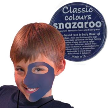 Royal Blue Face Paint