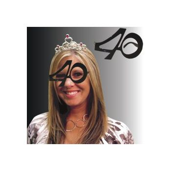THE BIG 40 EYEGLASSES