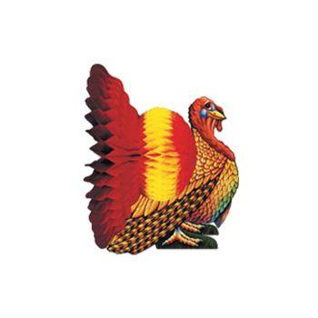 """TURKEY  9"""" CENTERPIECE"""