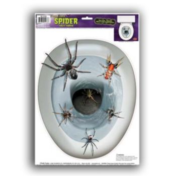 SPIDERS TOILET TOPPER
