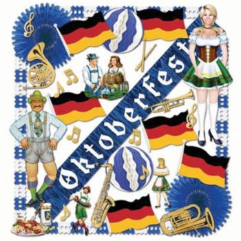 OKTOBERFEST DECORATION KIT