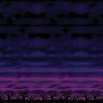 Spooky Sky Scene Setter Roll