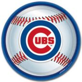 "Chicago Cubs 9"" Plates - 18 Pack"