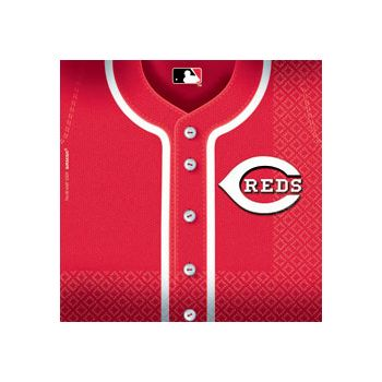 CINCINNATI REDS LUNCH NAPKINS