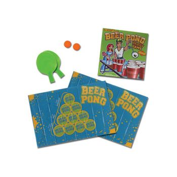 BEER PONG PARTY GAME