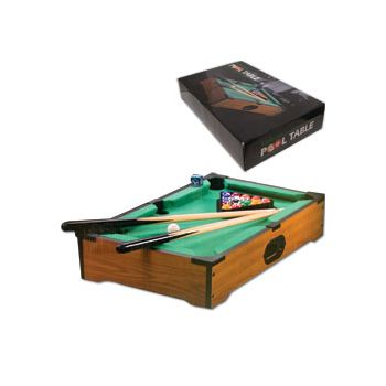 POOL TABLE TOP SET