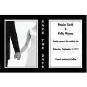 Wedding Save The Date Personalized Invitations