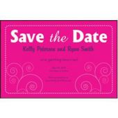 Simply Pink  Save The Date