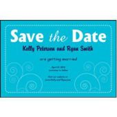 Simply Blue  Save The Date