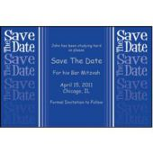 Fantastic Blue Save The Date