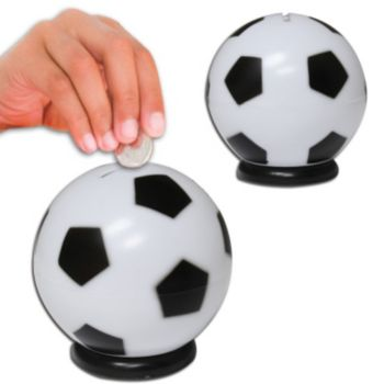 Soccer Ball Sports Banks