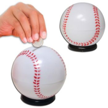 Baseball Sports Banks