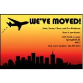 Moving Far Away  Change Of Address