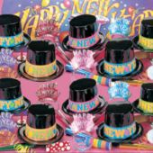 Merry Maker New Year  Kit for 50