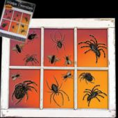 Spider Vinyl Window Decorations