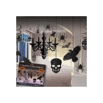 HALLOWEEN  CHANDELIER KIT