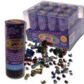 Confetti Poppers - 12 Pack