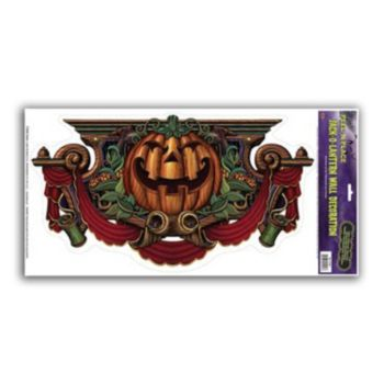 HALLOWEEN WALL CLING