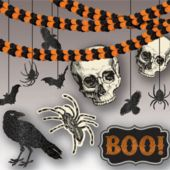 Halloween Room Decorating Kit