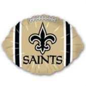 "New Orleans Saints Football Metallic 18"" Balloon"