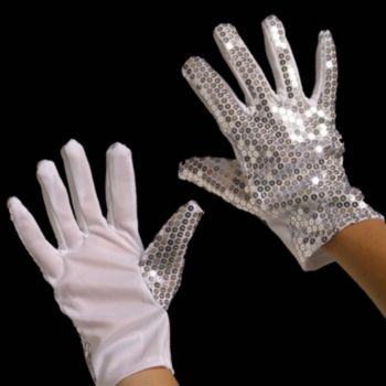 SEQUIN GLOVE  RIGHT HAND