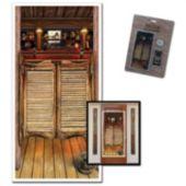 WESTERN DECOR SALOON DOOR COVER