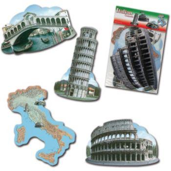 ITALIAN THEME CUTOUTS