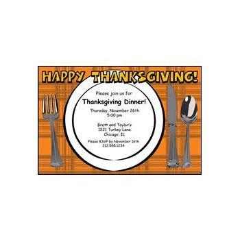 Thanksgiving Plate