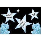 Star Shine Personalized Invitations