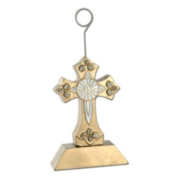 GOLD CROSS  BALLOON WEIGHT