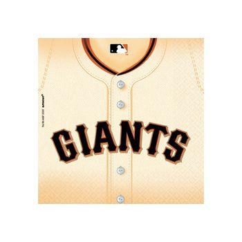 San Francisco Giants Lunch Napkins