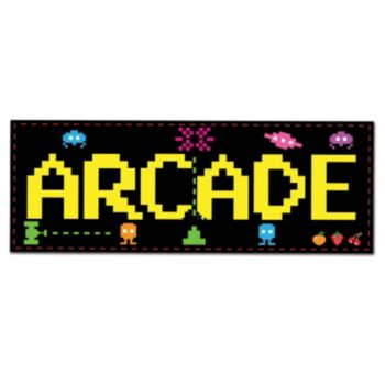 Totally 80'S  Arcade Sign