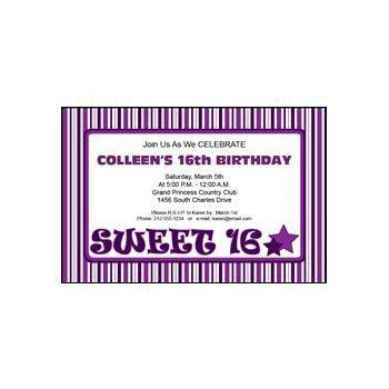 Sweet 16 All Purp