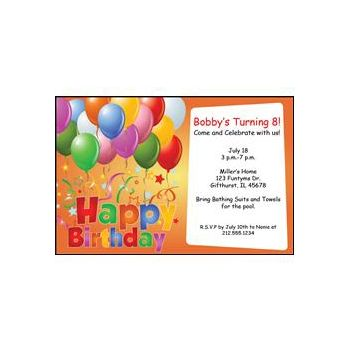Happy Bday Balloons Org