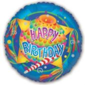 "Pinata Birthday 18"" Balloons"