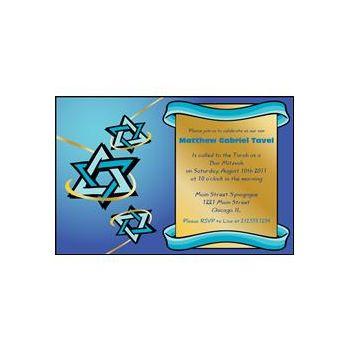 Blue Mitzvah stars