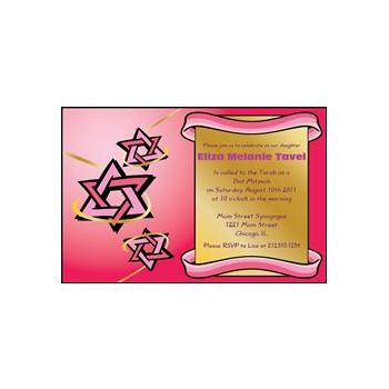Pink Mitzvah stars