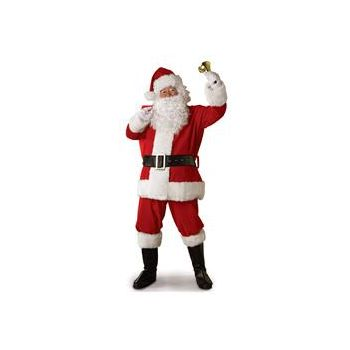 Legacy Santa Suit Adult Costume