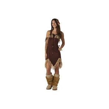 Native Indian Princess Teen Costume