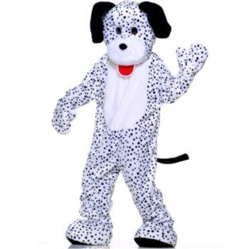 Dalmatian Plush Economy Mascot Adult Costume